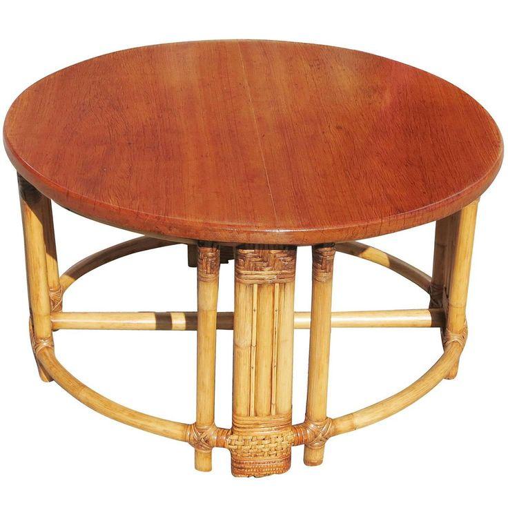 Jenecke Wicker Coffee Table: Best 25+ Rattan Coffee Table Ideas On Pinterest