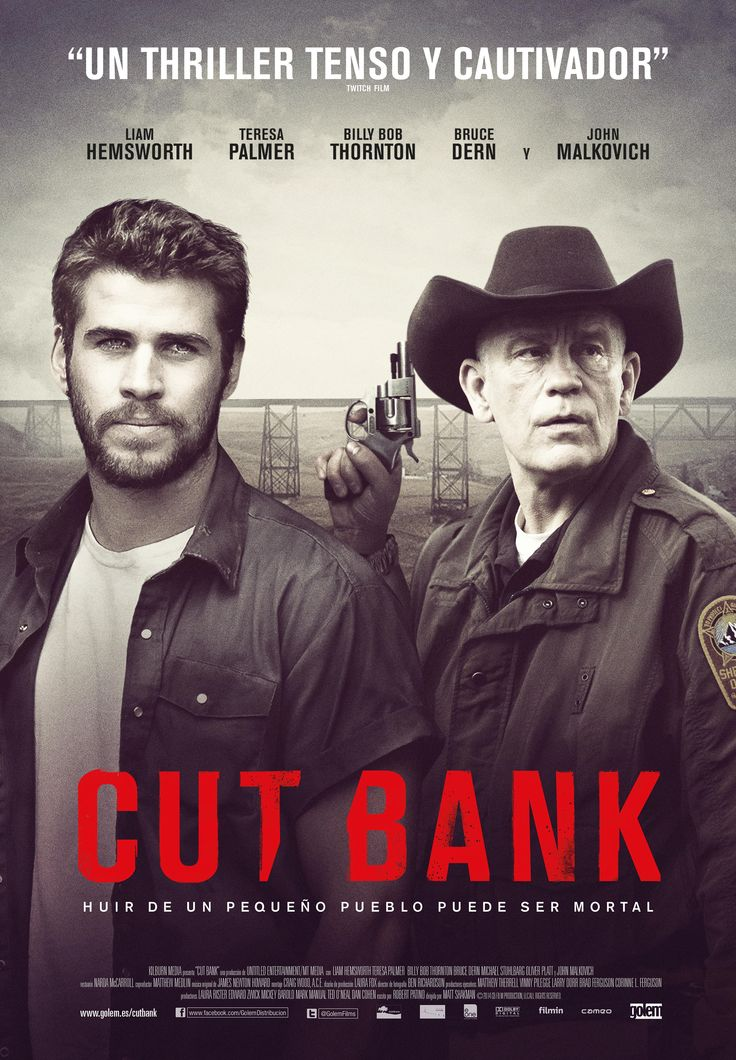 2014 - Cut bank - tt1661820