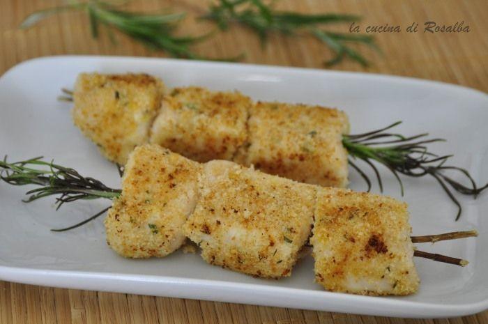 spiedini di pollo al rosmarino | ricetta la cucina di rosalba