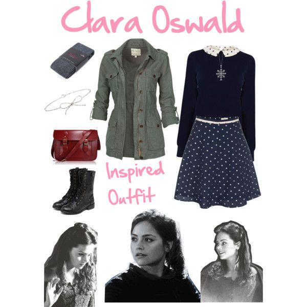Dr Who Inspired Outfit Doctor Who Clara Oswald Inspired Outfit My Style Pinterest Clara