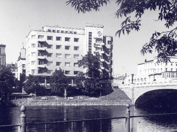 Tempon talo, Bertel Strömmer Tampere 1937-1939