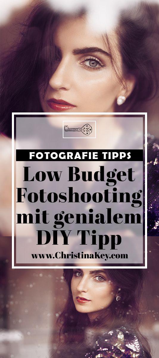 Low Budget Fotoshooting und Fotografie Tipp