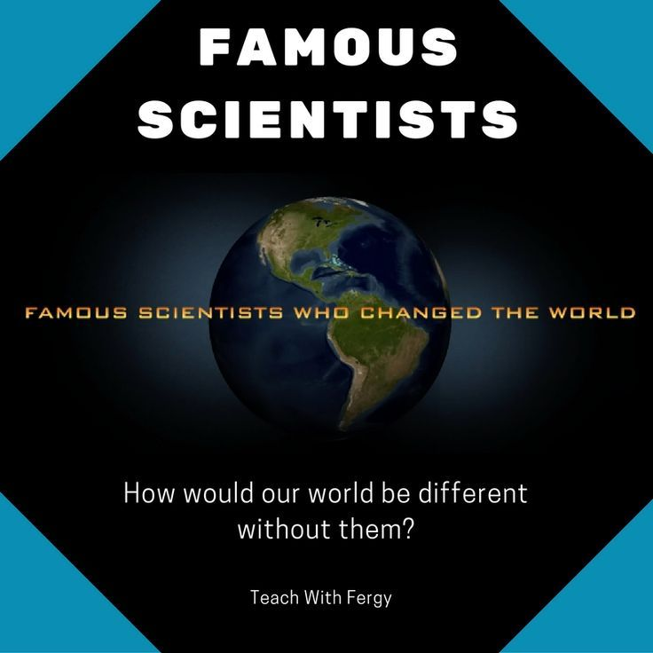 Where would we be without the men and women who pioneered the science we now rely on? Would we have lights without Edison or Tesla? Space travel and GPS without Einstein? Maybe, maybe not. Yes or no, the world would be a different place without them. Here are there stories...