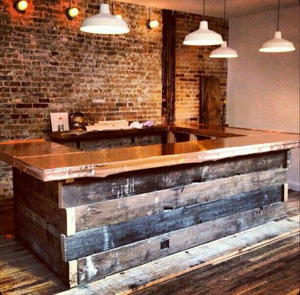 17 Rustic Home Bar Designs Ideas: Pin Von Dawn Kreiger Auf Man Cave