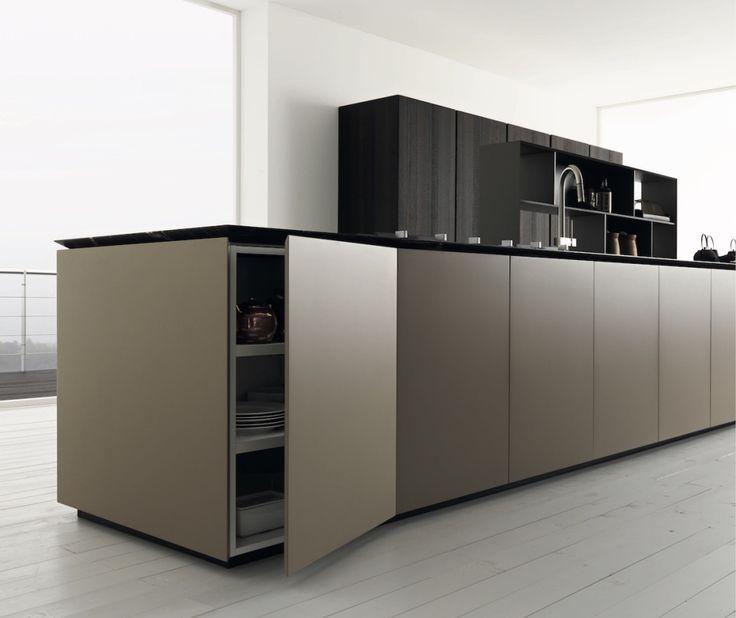 Mobilier bucătărie design model y ypsilon zampieri cucine