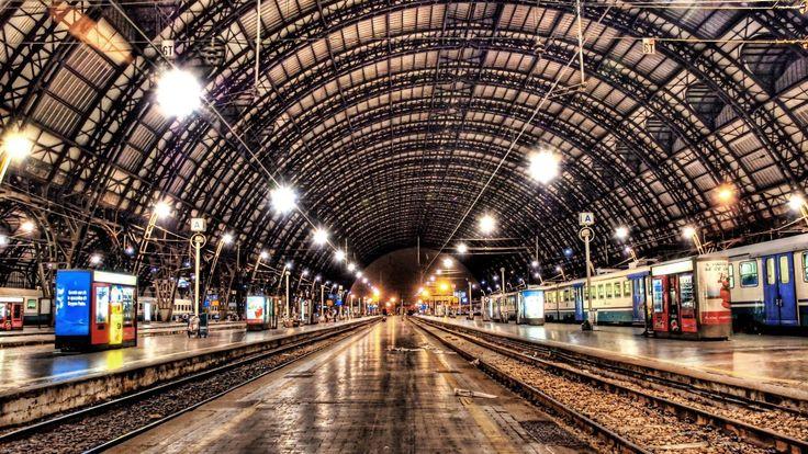 Milan Train Station [2560 x 1440]