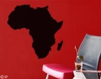Wandtattoo Afrika