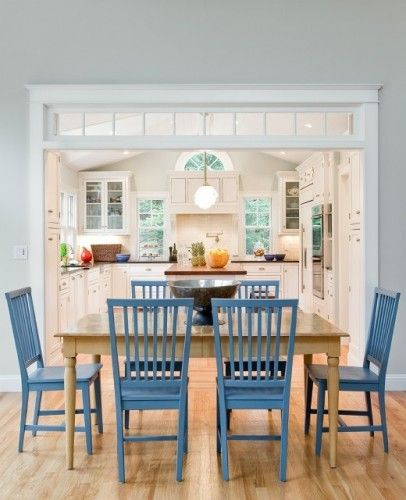 Colorful Kitchen Chairs: 25+ Best Ideas About Painting Kitchen Chairs On Pinterest