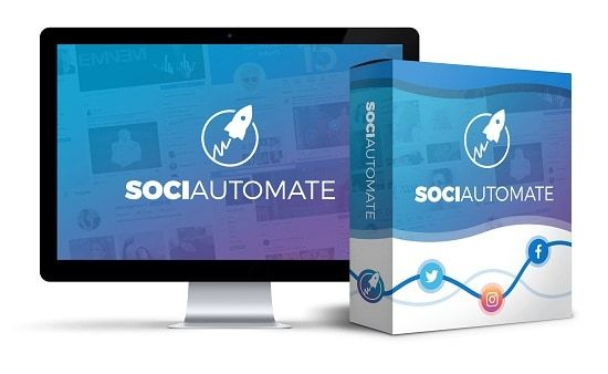 SociAutomate – what is it? SociAutomate is a cloud based web app that allows you to follow various social media accounts and see your latest and best performing posts! This software works with Facebook, Twitter and Instagram!
