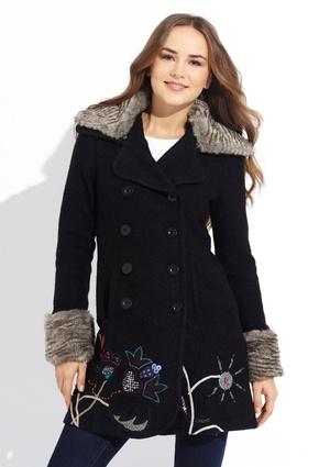 DESIGUAL Kandinsky Coat