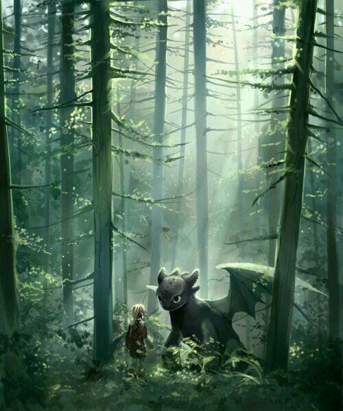 Aí você ta andando na floresta e vê isso ! *0*