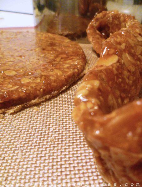 CAP pâtissier : la nougatine, méthodologie et recettes - My Little Recettes