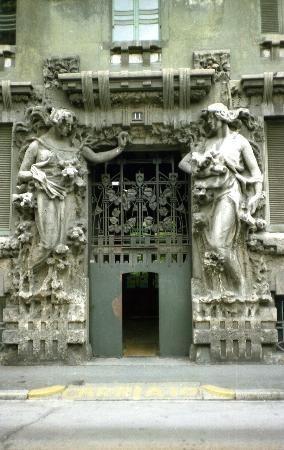 cancello liberty casa campanini