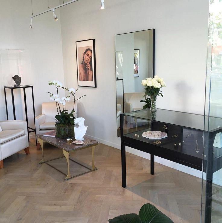 The brand new Natasha Schweitzer boutique -- James St