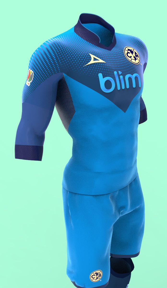 395b1eb1a80 Club América Soccer Kits, Football Kits, Club América, Volleyball Jerseys,  Liguilla Mx