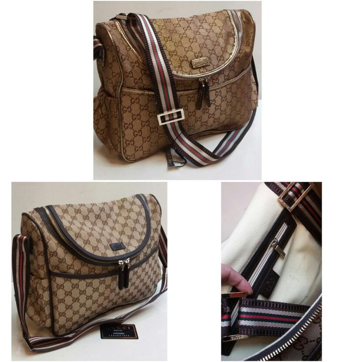 Tas Gucci Semi Premium 6744 33x14x31 240rb