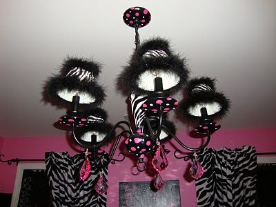 ..: Girls Bedrooms, Room Decor, Girls Room, Zebras Room, Room Ideas, Zebras Prints, Roomideas, Bedrooms Ideas, Teen Room