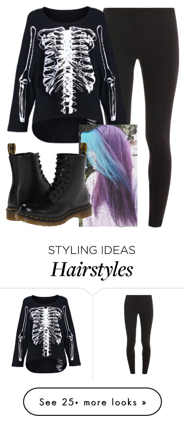 """""""Untitled #7325"""" by carmellahowyoudoin on Polyvore featuring Splendid, Dr. Martens, women's clothing, women's fashion, women, female, woman, misses and juniors"""