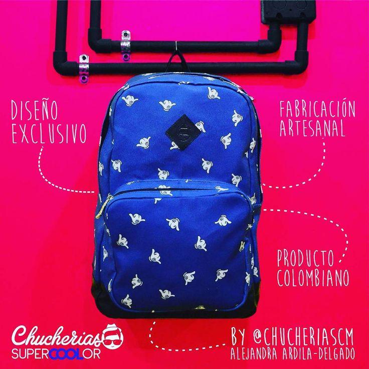 Morrales llenos de estilo,  diseño y actitud,  sólo aquí en #chucheriascm.  Cra 34 # 51 - 48 los esperamos. Información por whatssap 304 42 17 807