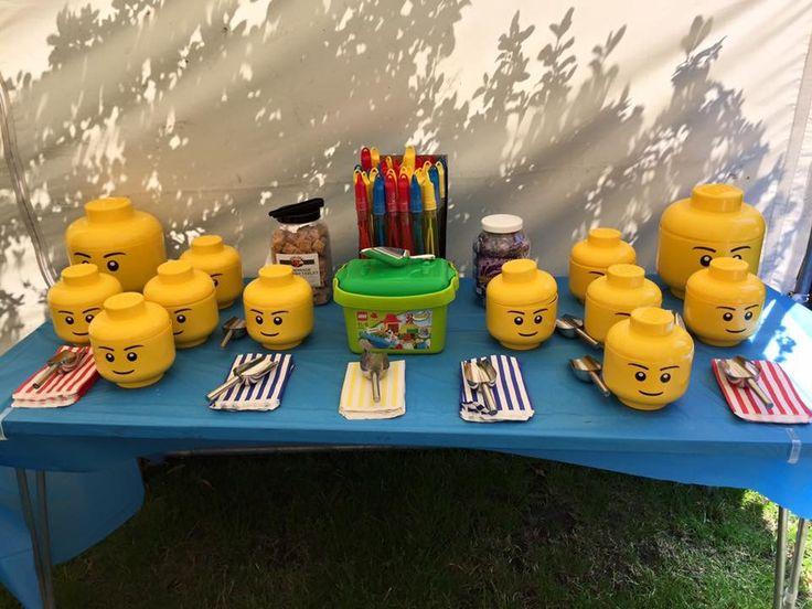 My wedding sweet buffet :) Lego theme