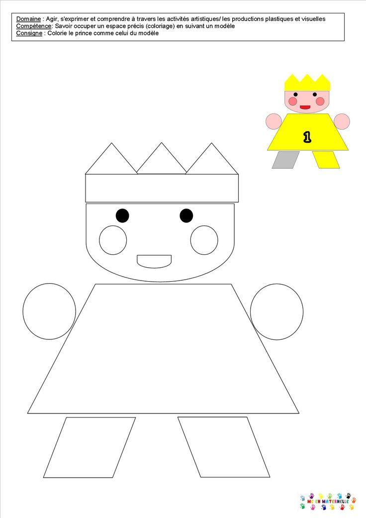 Coloriages et coloriages magiques Colorier le roi au choix ...    Colorier le roi en suivant les couleurs indiquéespar le modèle ...    Colorier le petit roi enutilisant le code chiffré pour connaître la couleur    La même chose pour la très grande reine    La même chose pour le soldat    La même chose pour les princes    coloriage-le-tout-petit-roi-blog [amazon_link asins='2745953559' template='ProductAd' store='lacldepsdemc-21' marketplace=&#3...