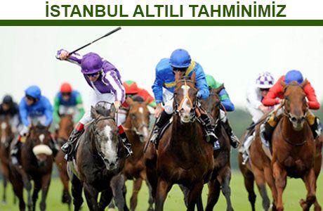 20 TEMMUZ 2016 - İSTANBUL ALTILISI | At Yarışı Tahminleri