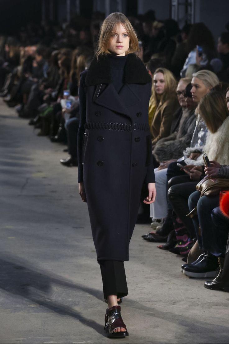 3.1 Phillip Lim Ready To Wear Fall Winter 2016 New York