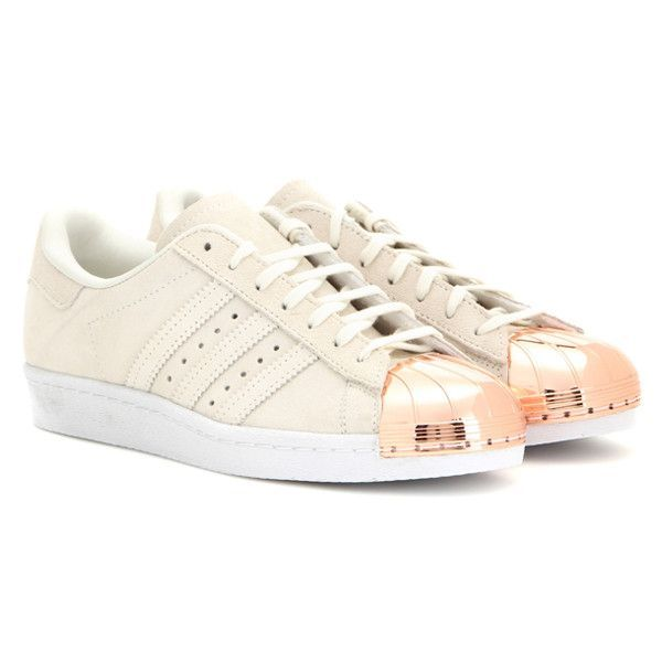 An ode to the classic adidas Shell-Top sneakers is beautifully personified in this rare pair of Rose Gold Ladies Shell-Top Adidas. Yeezy isn't the only top-selling sneaker for this legendary brand and