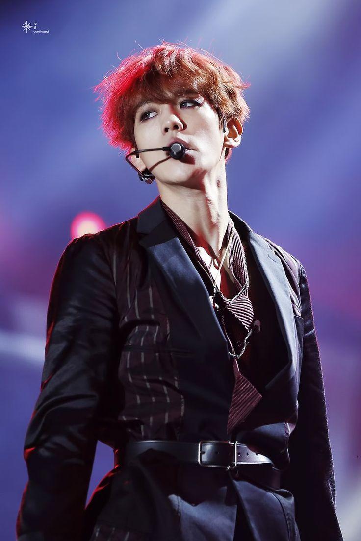 Baekhyun no Asia Song Festival - Exo