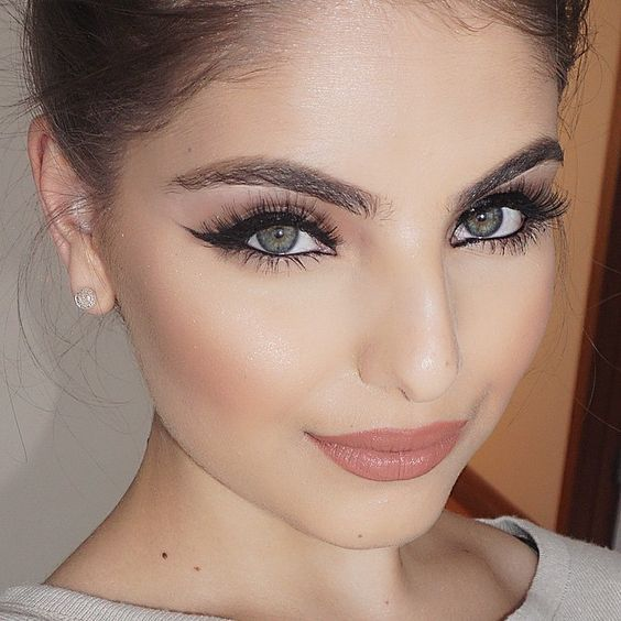 Comment réaliser un maquillage libanais ?