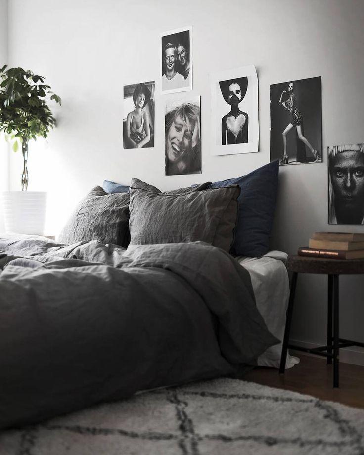 """Gefällt 34 Mal, 3 Kommentare - BOSTHLM (@bosthlm_realestate) auf Instagram: """"Mysigt sovrum på Arvid Tydéns Allé 4 ✨ #bosthlm_realestate #bosthlm #styling #interior #bedroom"""""""