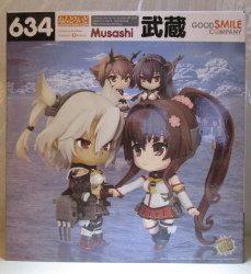 グッドスマイルカンパニー ねんどろいど 艦隊これくしょん/艦これ 634 武蔵/Musashi