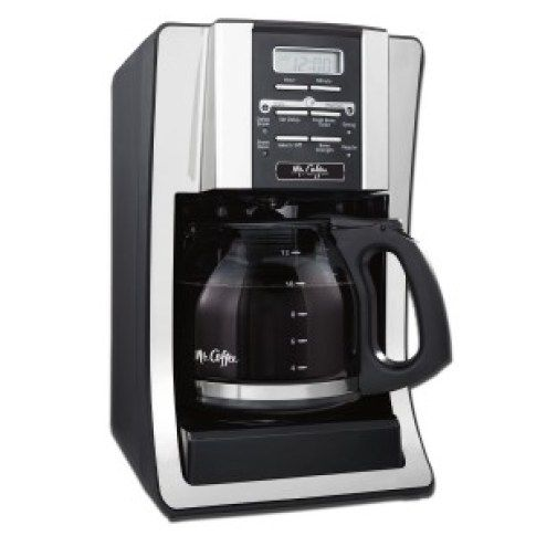 Mr Coffee BVMC SJX33GT 12 Cup Programmable Coffeemaker 01/27/2017 @
