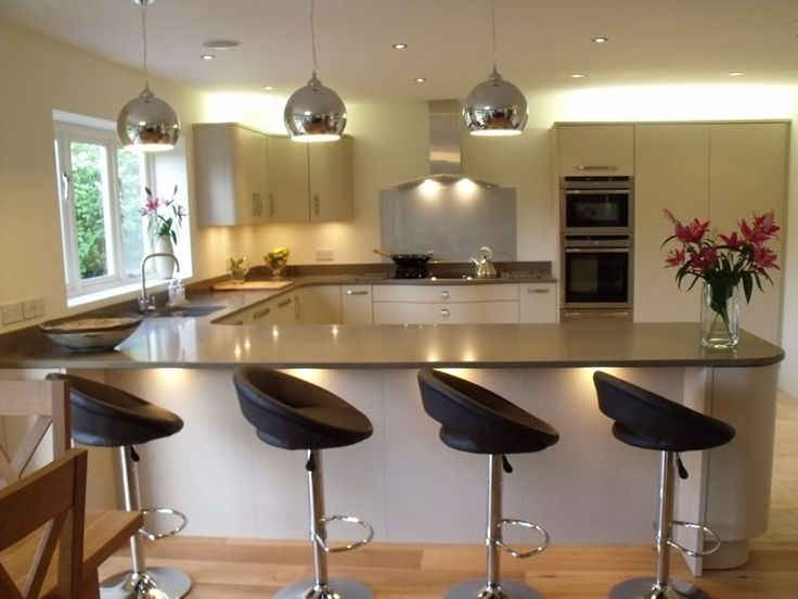 Best 25+ Modern u shaped kitchens ideas on Pinterest U shape - u shaped kitchen design