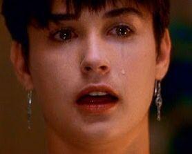 Demi Moore, Ghost, 1990 | 1990's Music, Cinema, TV ...  Demi Moore 1990s