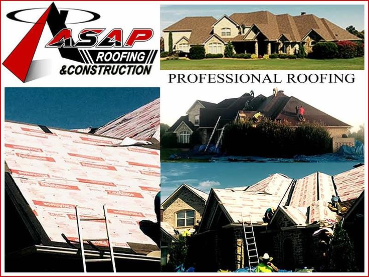 East Texas, www.tylerroofingasap.com Residential/Commercial ASAP Roofing is professional, honest, and the most qualified roof company in east Texas. We want every roof roofed correctly and professionally. #professional #roofing #company
