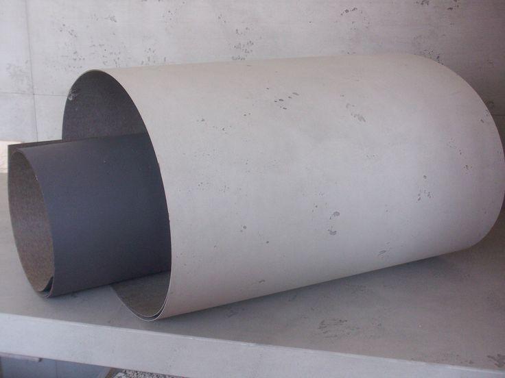 flexibles beton design der flexible beton ist in den farben sichtbeton grau und anthrazit erhltlich
