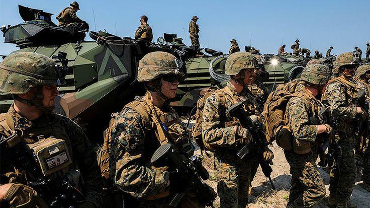«Républicains et Démocrates américains sont dépendants de la guerre et du militarisme»