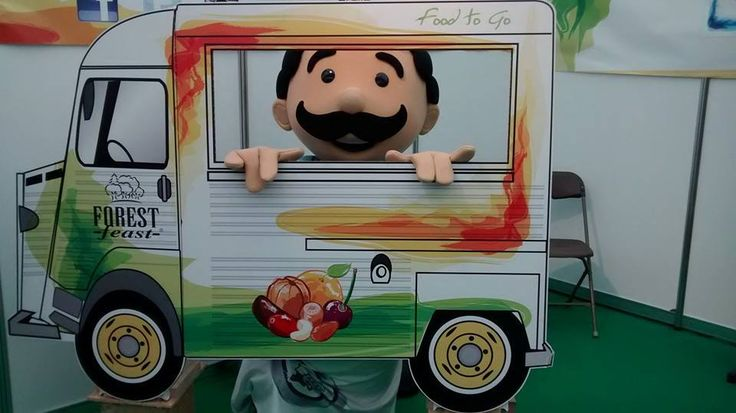 Check out Mr Morelli in our Food to Go van at Tesco's Taste Ni festival at the weekend!   Forest Feast www.forestfeast.com