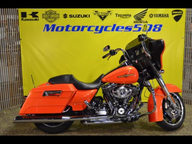 Used 2012 Harley-Davidson FLHX Street Glide for Sale in Brockton MA 02301 Motorcycles 508