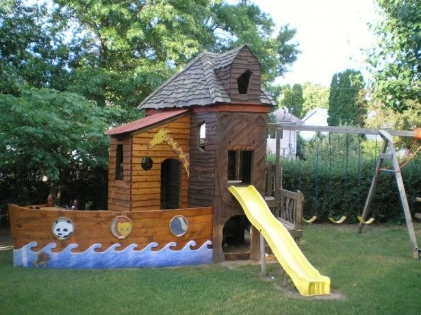 286 best pirate playground images on pinterest | playgrounds