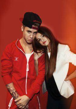 Cuties <3 Justin Bieber and Selena Gomez