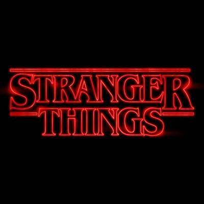 """Představujeme americký seriál Stranger Things""""Četli jste někdy něco od Stephena Kinga?"""""""