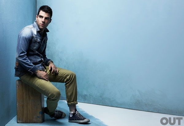 Zachary Quinto on the Epic Kirk-Spock Bromance | Out Magazine