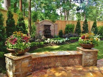 Memorial   Spring Valley   Mediterranean   Landscape   Houston   Designs By  Elizabeth
