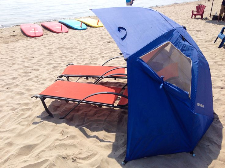 Beach Spots streaming Wi-Fi right to the water!  $30/day for 2 people! #Beachlifemadeeasy