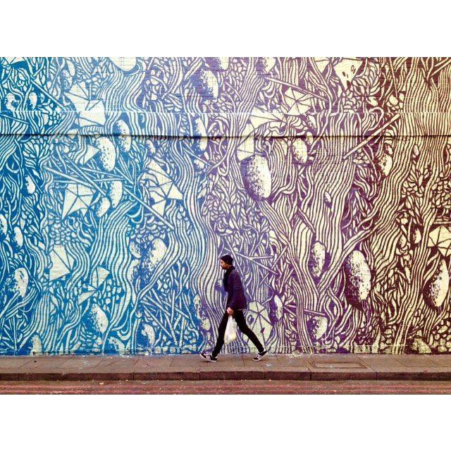 Murals by Tellas