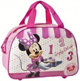 Disney Minnie Cupcakes Borsone da Viaggio -30% solo fino al 23 Aprile - fino ad esaurimento scorte