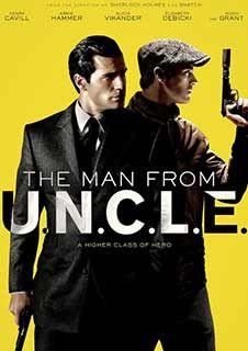 The Man From U.N.C.L.E Reel Cinema