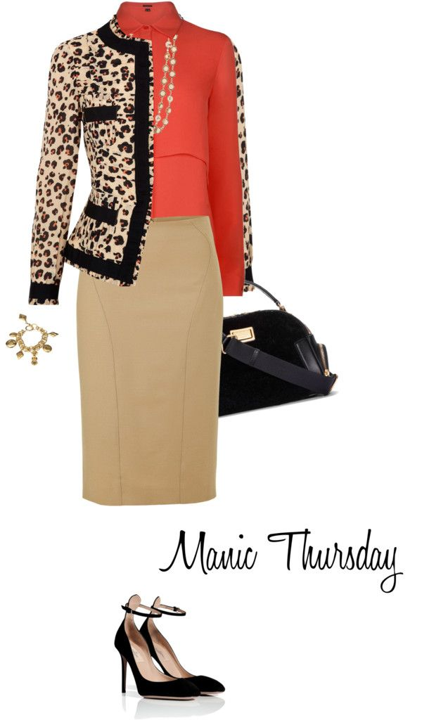 """""""Jacket by MOSCHINO CHEAP & CHIC"""" by fashionmonkey1 ❤ liked on Polyvore"""